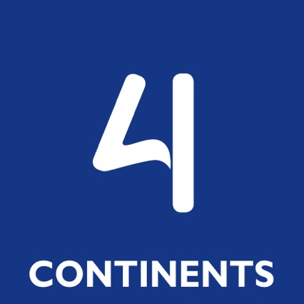 Facebook 4-Continents